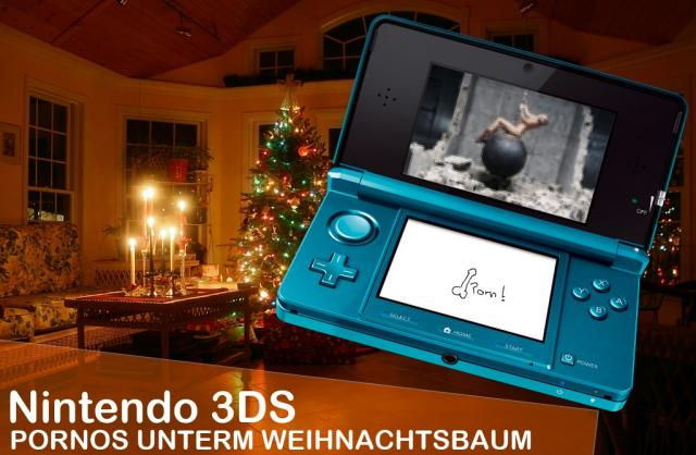 kurios achtj hriger bekommt nintendo 3ds zu weihnachten. Black Bedroom Furniture Sets. Home Design Ideas