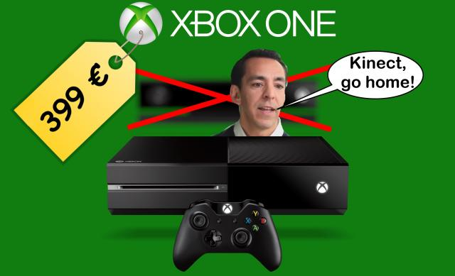 xbox one ohne kinect eine gute entscheidung aber zu. Black Bedroom Furniture Sets. Home Design Ideas