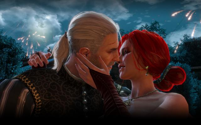 red moon witcher 3 - photo #47