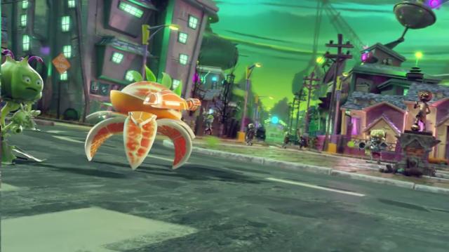 Plants Vs Zombies Garden Warfare 2 Angek Ndigt E3 Trailer