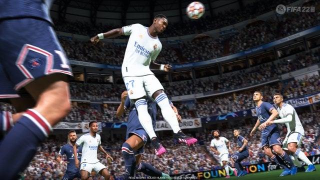 FIFA 22: Nächstes Update schwächt die KI bei hohen Bällen ab
