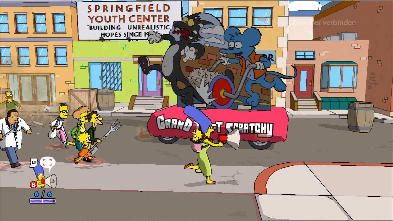 Horny Simpsons - Erotikspiele - Spiele - Erotische Spiele