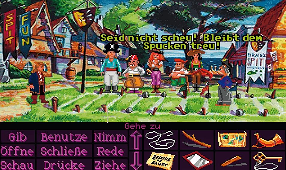 Monkey island 2 roulette password