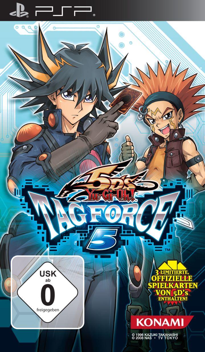 Yu-Gi-Oh! 5D\'s Tag Force 5: Ein gutes Kartenspiel, welches nicht mit ...