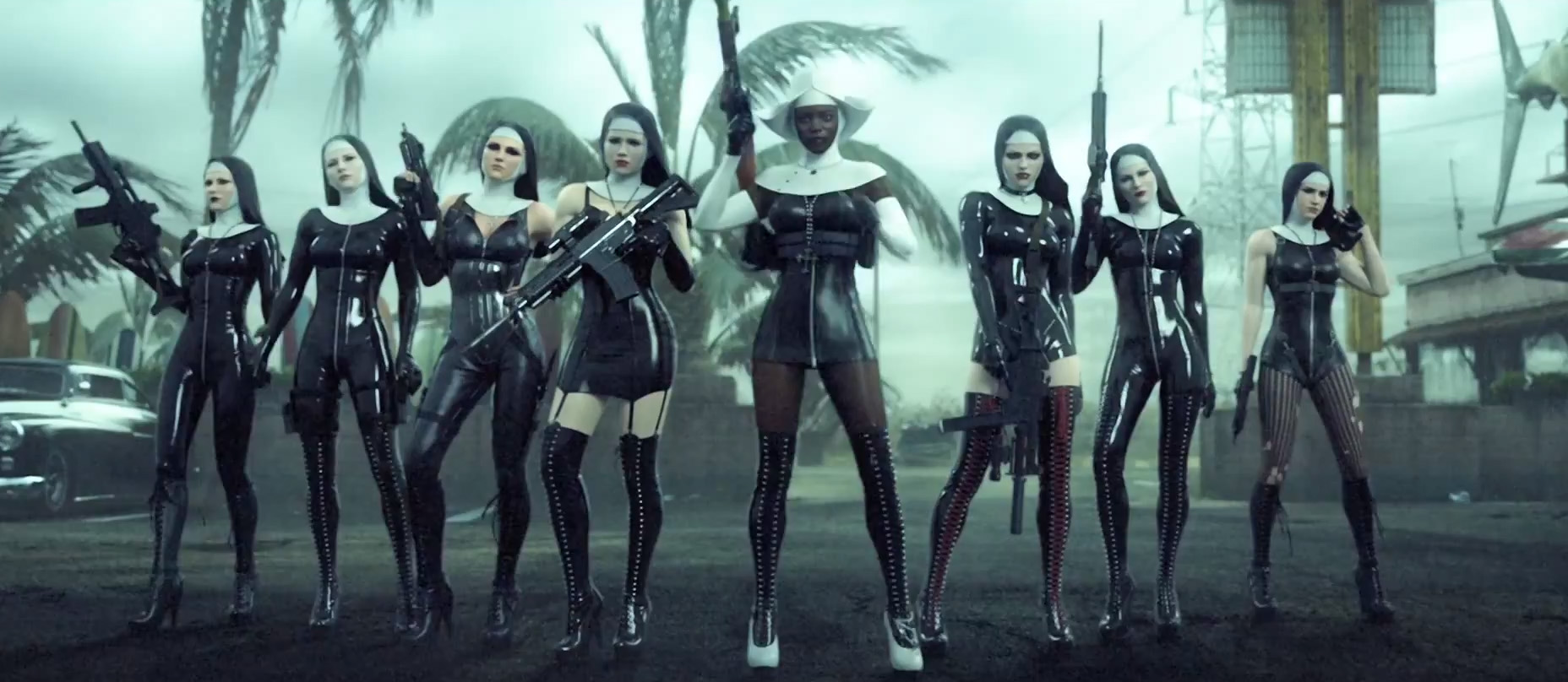 Hitman absolution hentay naked gallery