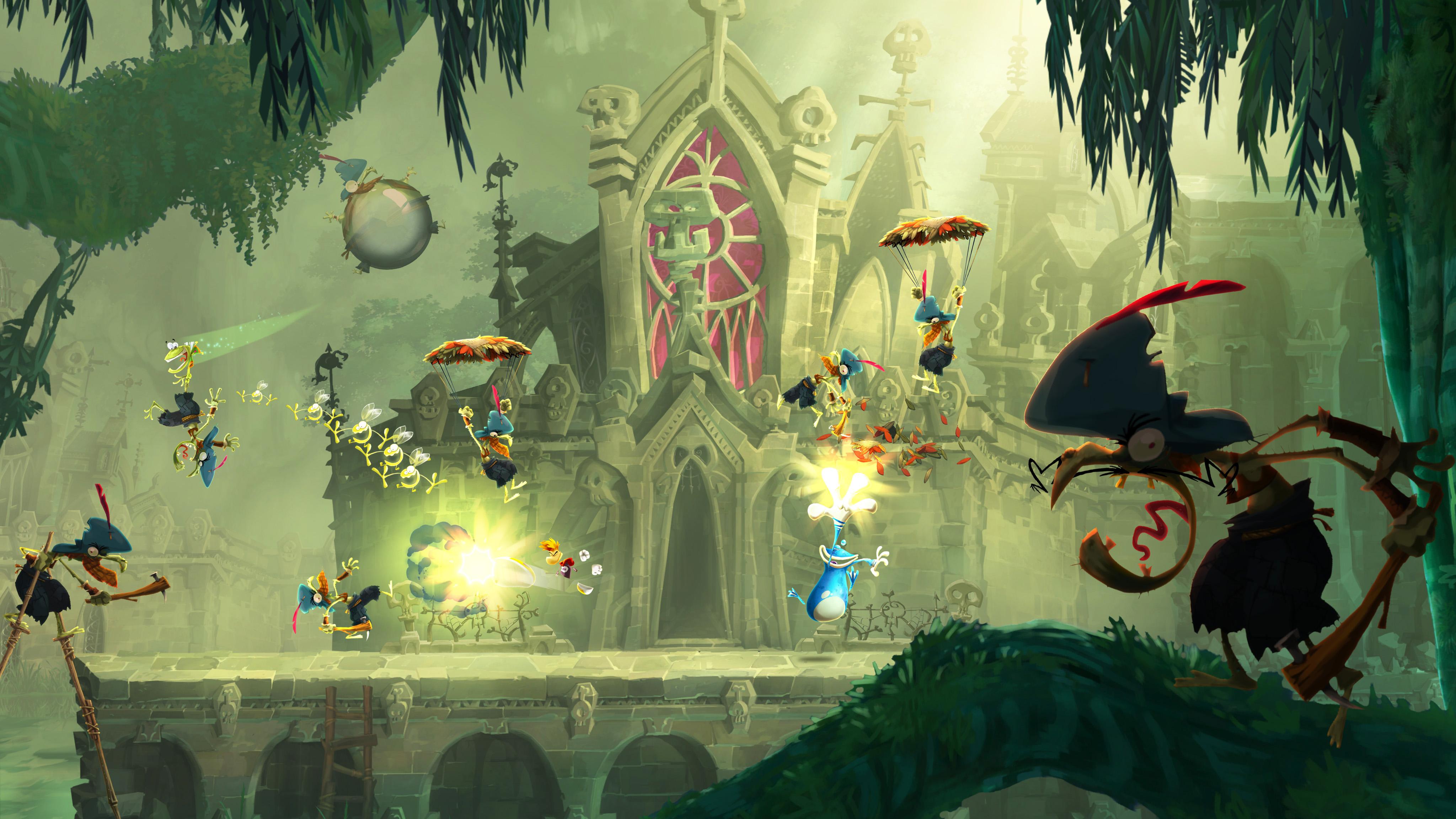 Rayman Legends: Ubisoft bestätigt Verschiebung auf das erste Quartal ...