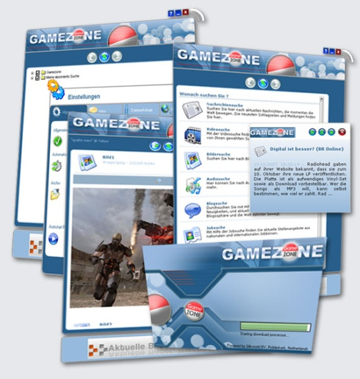 Gamezone-Reader: News direkt auf den Desktop!