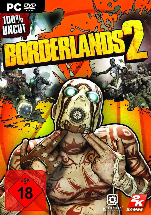 Borderlands 2: Update 1 04 erscheint heute und die offiziellen Patch