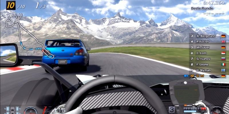 Gran Turismo 7 Ehemaliger Forza Sound Entwickler Heuerte Bei