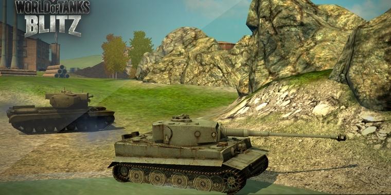 World of Tanks Blitz: Update 2 2 mit neuen Panzern und einer