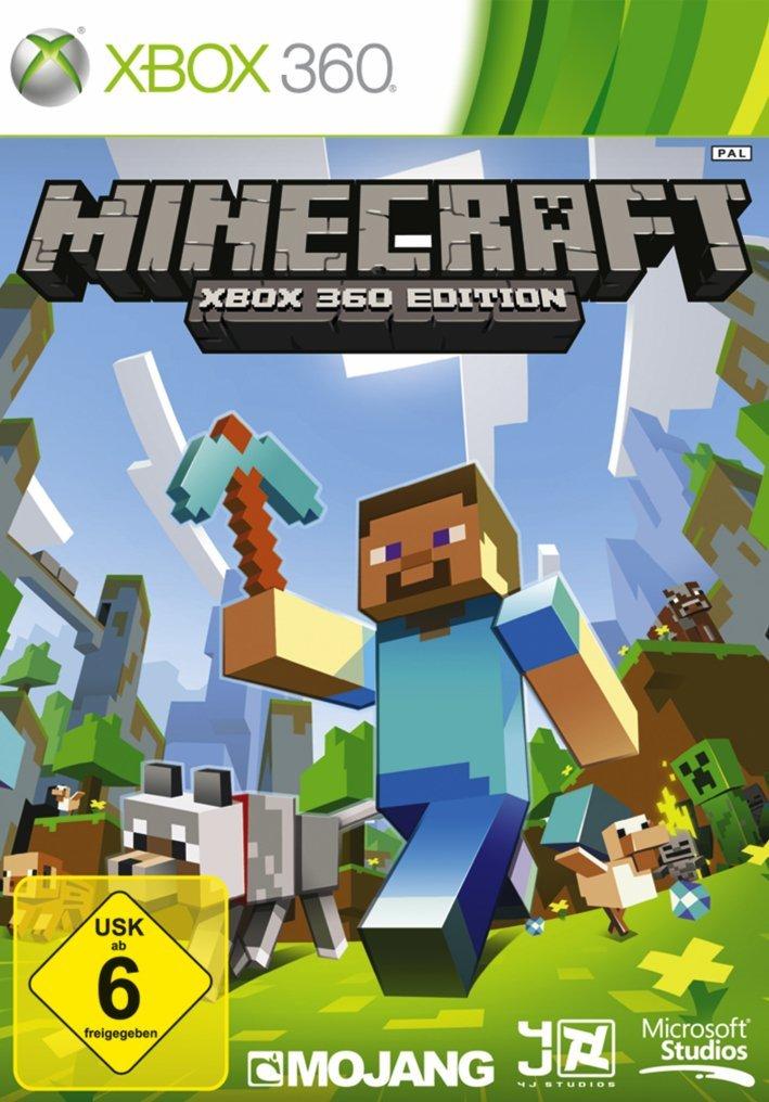 Minecraft Splitscreen Auf Der Xbox Funktioniert Nur Mit - Minecraft zu zweit spielen an einem pc