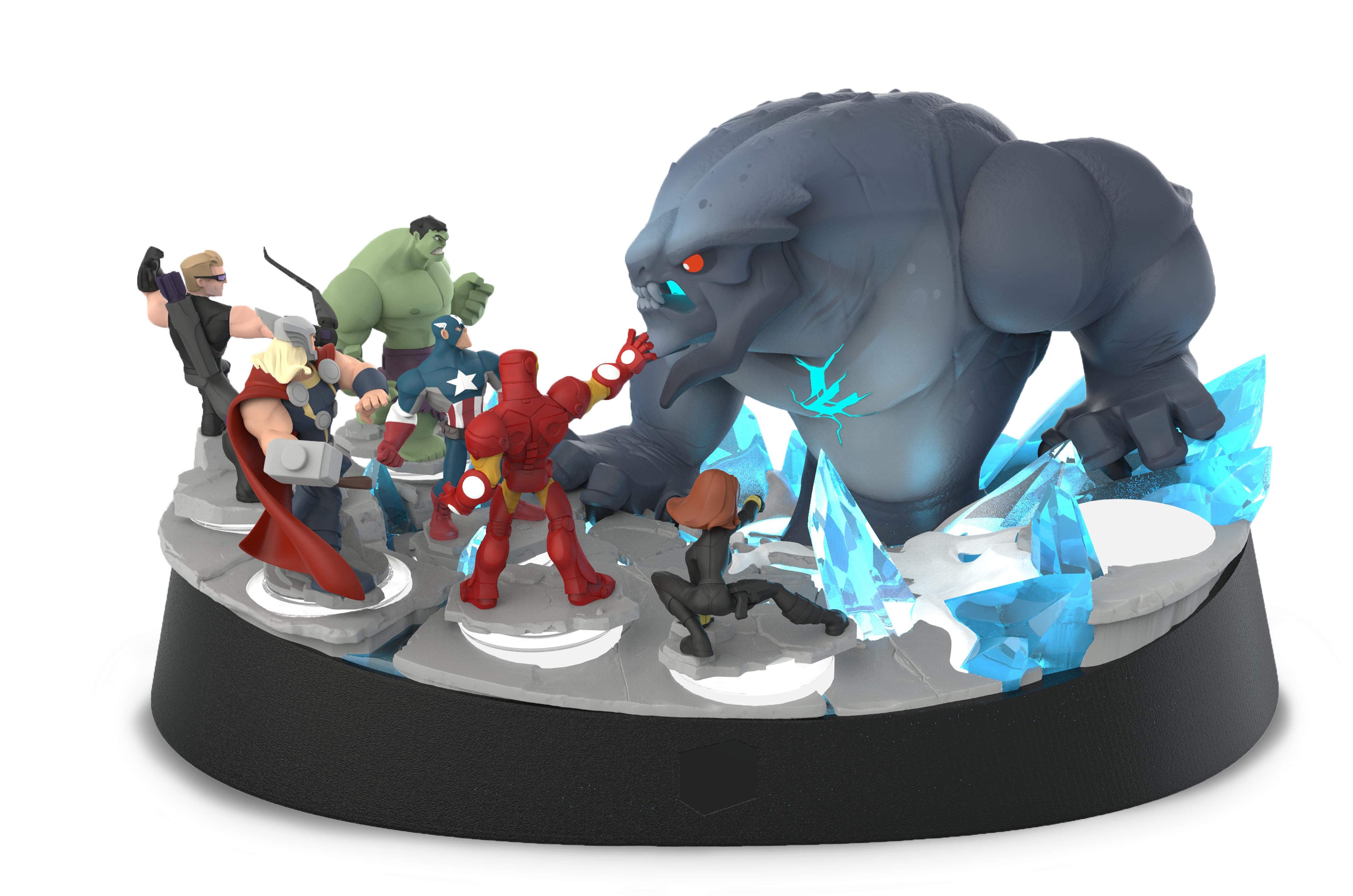 Disney infinity 2 0 marvel super heroes pc test tipps videos news