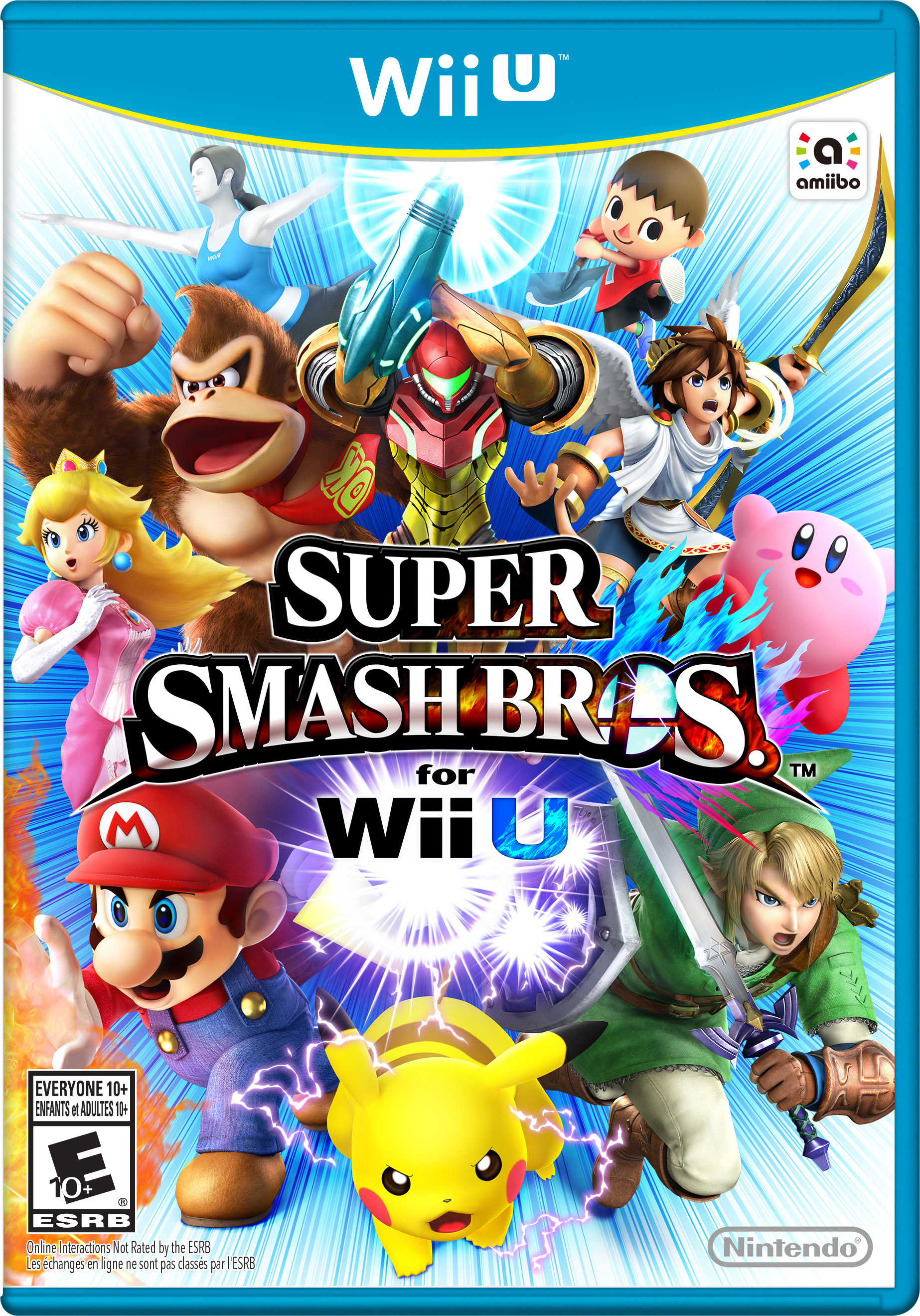 Super Smash Bros.: Release im Mai 2014?