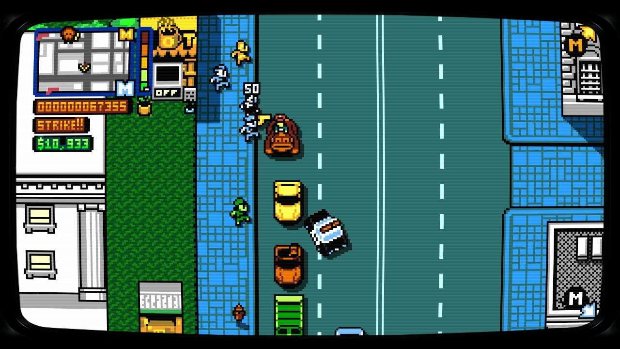 Retro City Rampage: DX (PC)
