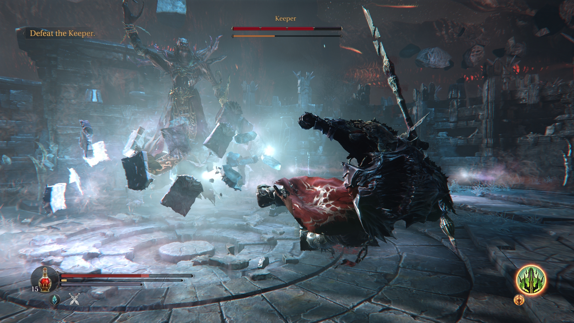 lords of the fallen test tipps videos news release termin. Black Bedroom Furniture Sets. Home Design Ideas