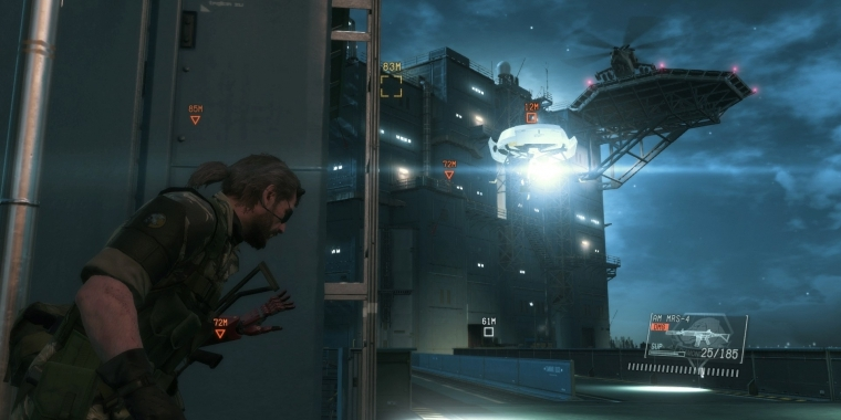 Metal Gear Online: PC-Open-Beta startet heute Nacht