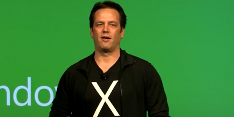 Microsofts Xbox-Chef Phil Spencer