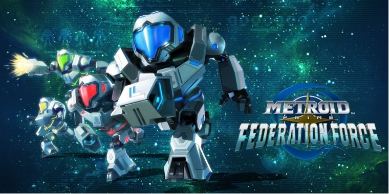 Metroid Prime: Federation Force.