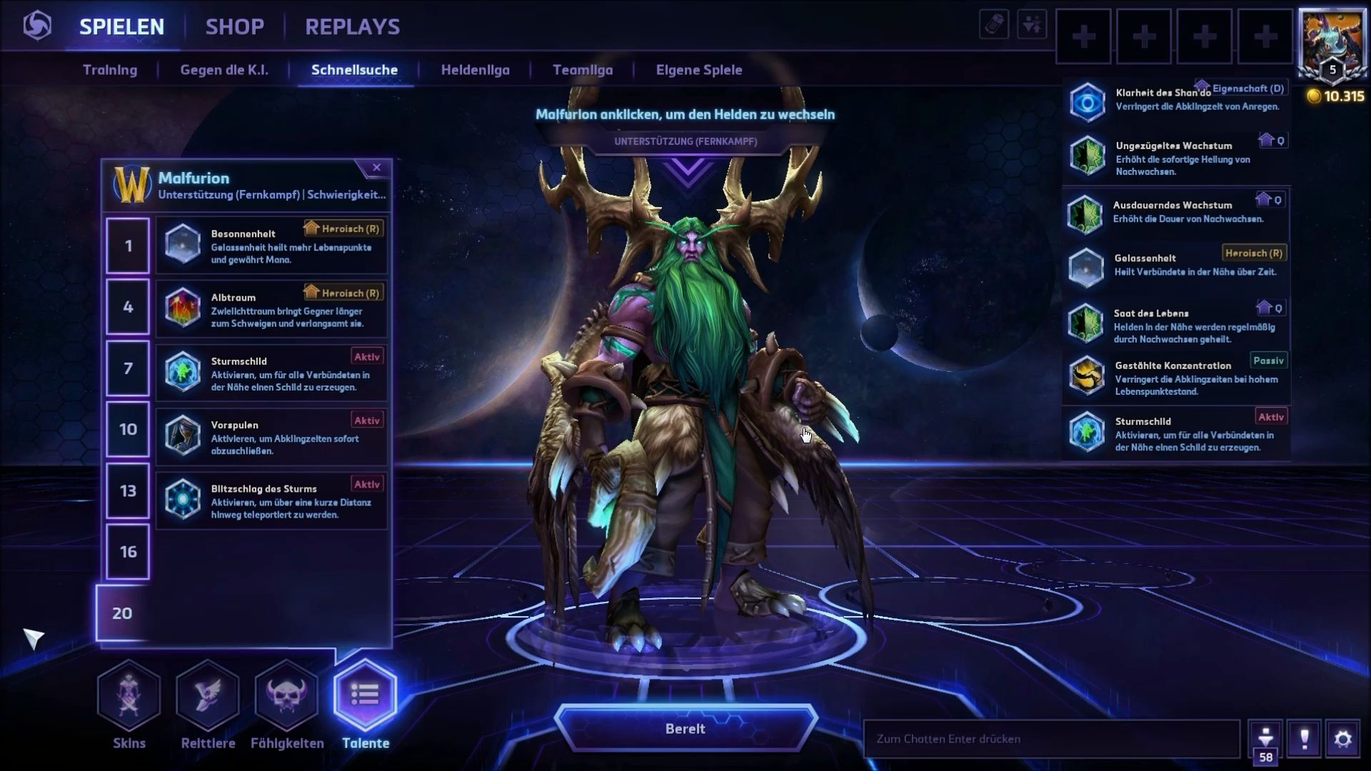 heroes of the storm tipps