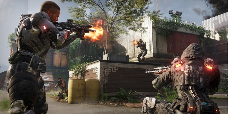 Call of Duty: Black Ops 3 - Nuketown-Map für Vorbesteller Call Of Duty Maps on