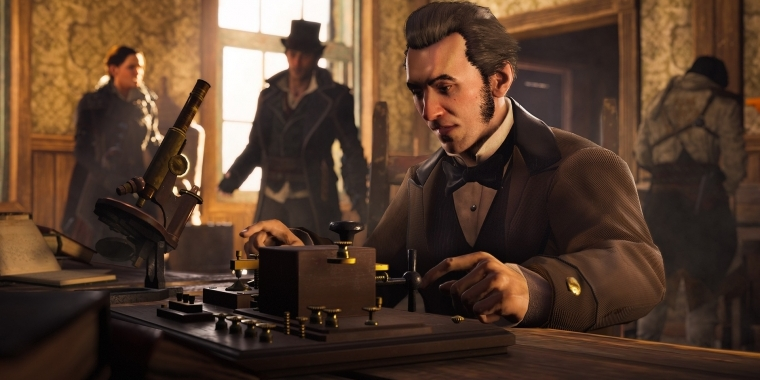 Assassin's Creed Syndicate mit Patch 1.04