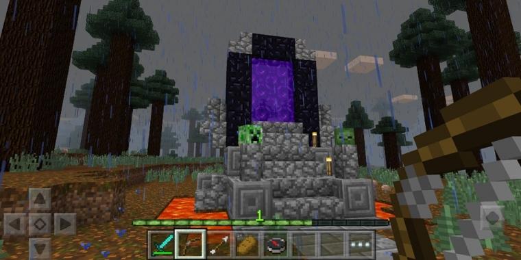 Minecraft Pocket Edition Jetzt Mit Achievements - Minecraft pe jetzt spielen