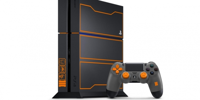 Call Of Duty Black Ops 3 Playstation 4 Bundle Mit 1tb Angekündigt