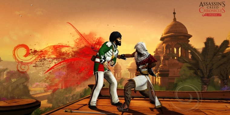 Assassin's Creed Chronicles (2)