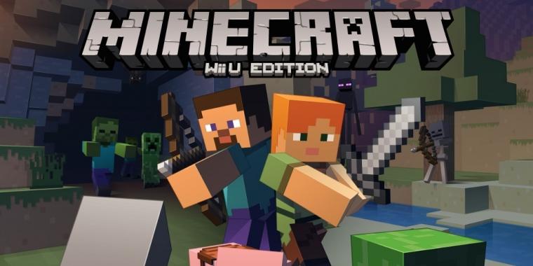 Minecraft Die Wii UVersion Im Test Ein Bisschen Enttäuschend - Minecraft zusammen spielen ps3