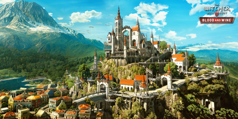 The Witcher 3: Blood and Wine - Add-On im April 2016?