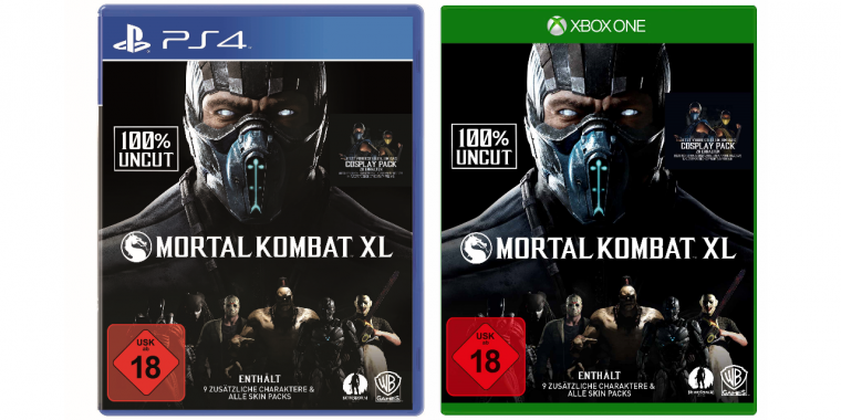 Mortal Kombat X: Warner Bros. kündigt Mortal Kombat XL an