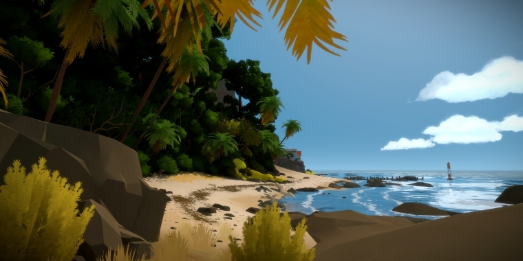 The Witness: ​Schwerwiegender Bug in PS4-Version