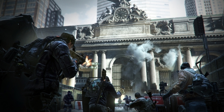 The Division: Systemanforderungen und Beta-Pre-Load