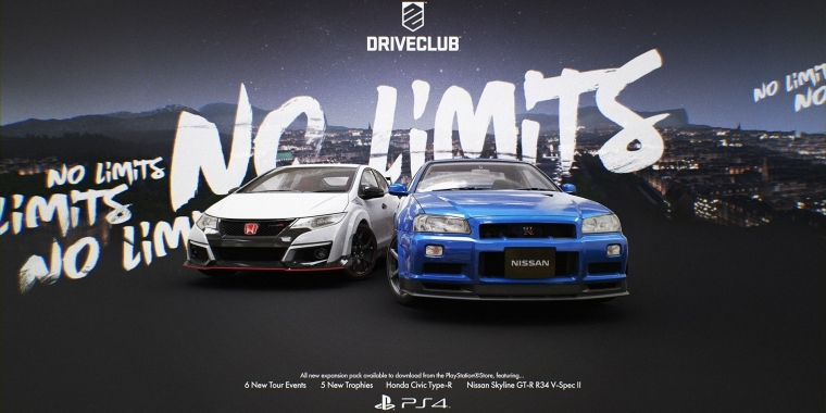 "Driveclub: ""No Limits""-Update am 23. Februar 2016"