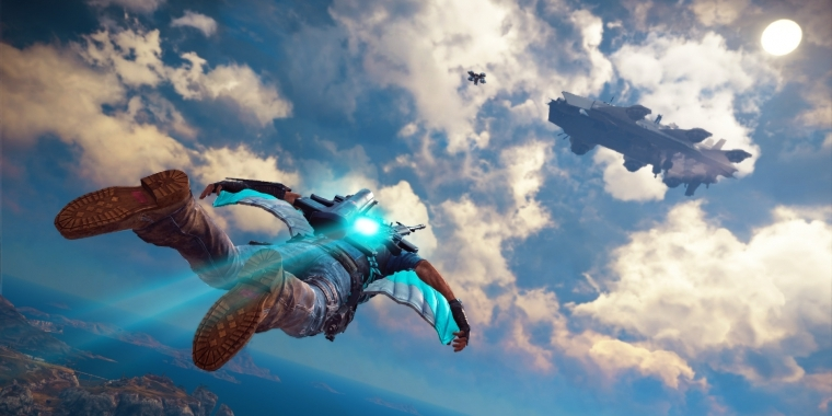 Just Cause 3: Sky Fortress (1)