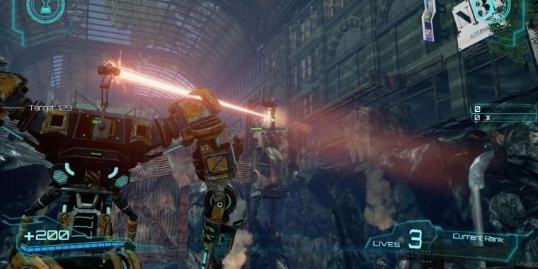 Beyond Flesh and Blood: Neuer Mech-Shooter für PC, PS4 und Xbox One