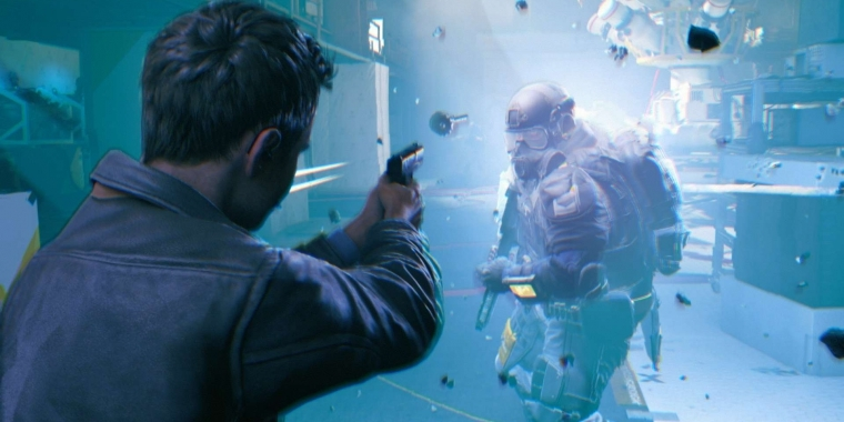 Quantum Break: Neues Video gibt tiefe Einblicke ins Sound Design