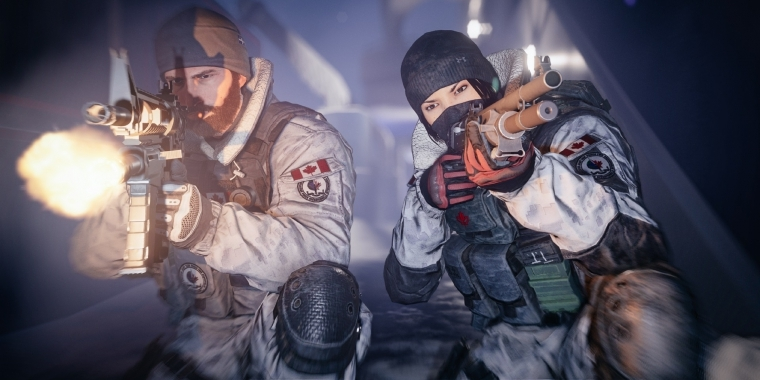 Rainbow Six: Siege - Operation Black Ice (1)