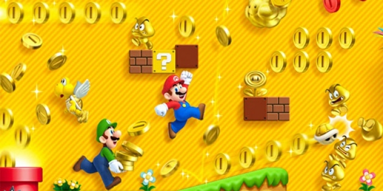 News Super Mario Bros. 2