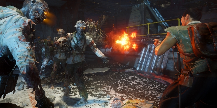 Call of Duty: Black Ops 3 - Zombie-Map The Giant einzeln verfügbar