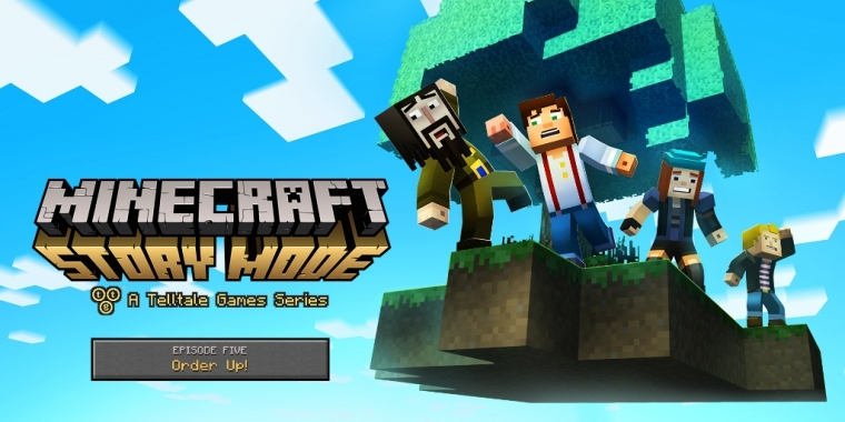 Minecraft Story Mode: Episode 5 (6)