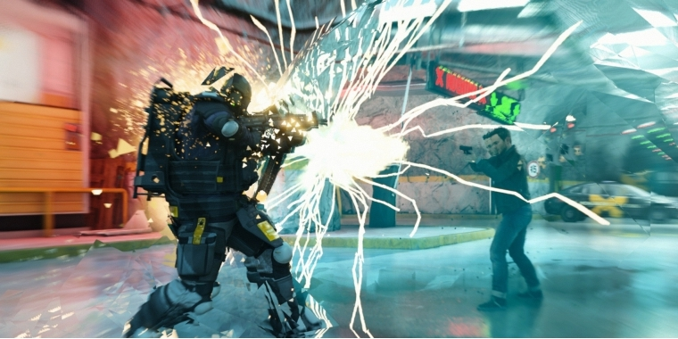Quantum Break: ​Neues Gameplay-Video zeigt lustigen Glitch