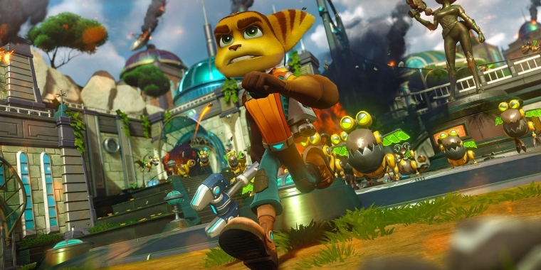 Ratchet & Clank PS4 (4)