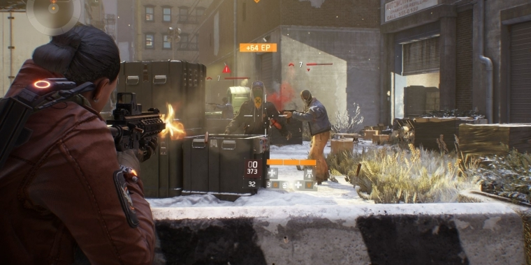 The Division: Server-Downtime heute Vormittag