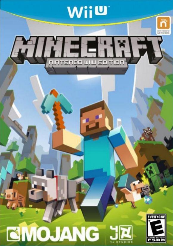Minecraft Die Wii UVersion Im Test Ein Bisschen Enttäuschend - Minecraft wii u server erstellen deutsch