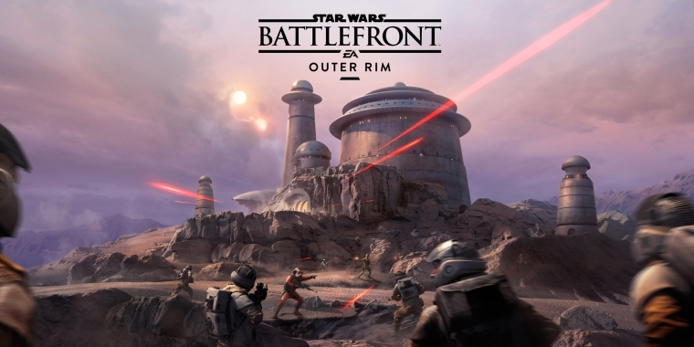 Star Wars Battlefront: Outer Rim