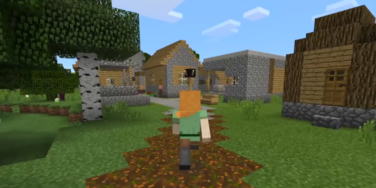 Minecraft Friendly Update Bringt Realms Für Pocket Edition Und - Minecraft realms spielen