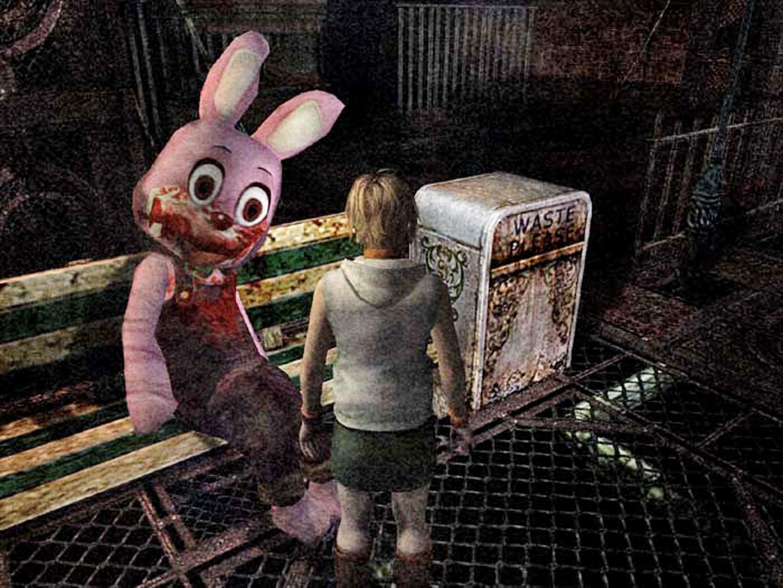 Silent Hill Spiel