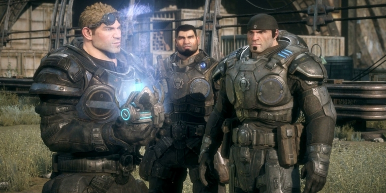 Gears of War: Ultimate Edition im Test: Gears in neuem Glanz