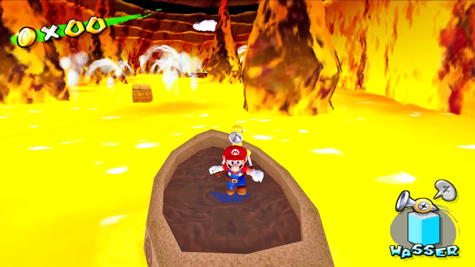 Super Mario Sunshine Test Tipps Videos News Release Termin